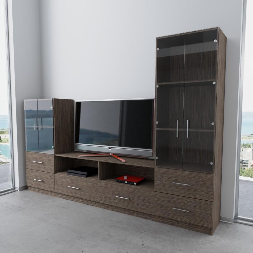 Moderne Wohnwand Selbst Zusammenstellen Solea Schrankplaner De