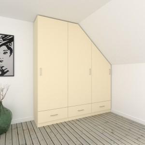 eckkleiderschrank als ma anfertigung. Black Bedroom Furniture Sets. Home Design Ideas