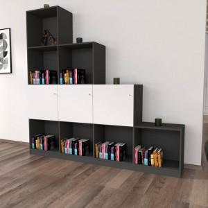 ma gefertigte m bel f r unter die treppe jetzt online konfigurieren. Black Bedroom Furniture Sets. Home Design Ideas