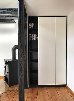 putzschrank holz haus mbel schmal haus dekoration galerie with putzschrank holz selber bauen. Black Bedroom Furniture Sets. Home Design Ideas