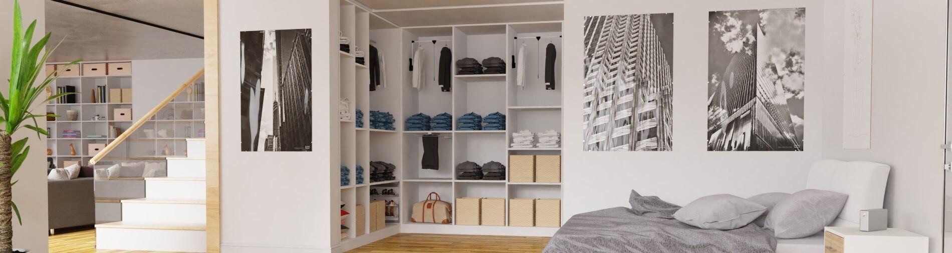 Schranksystem Nach Mass Fur S Schlafzimmer Planen Schrankplaner De