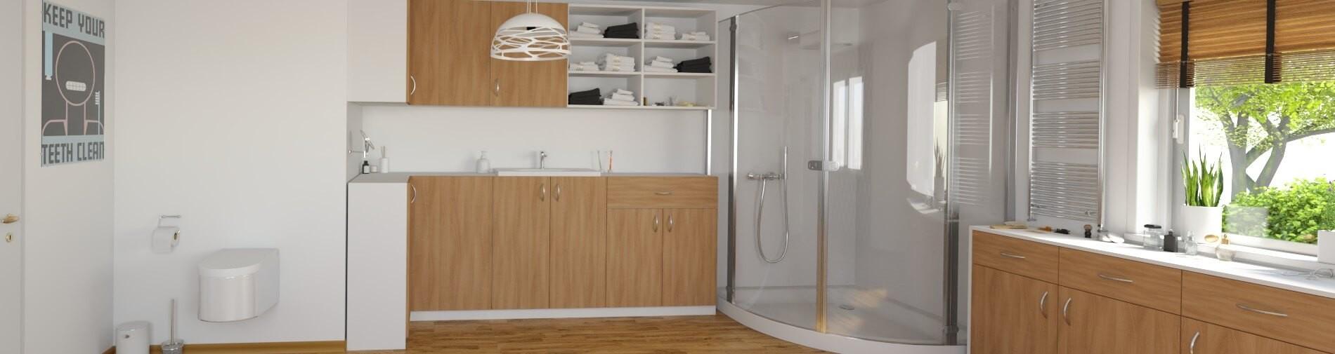 Maßgeschneiderte Badezimmermöbel zum selberbauen ...
