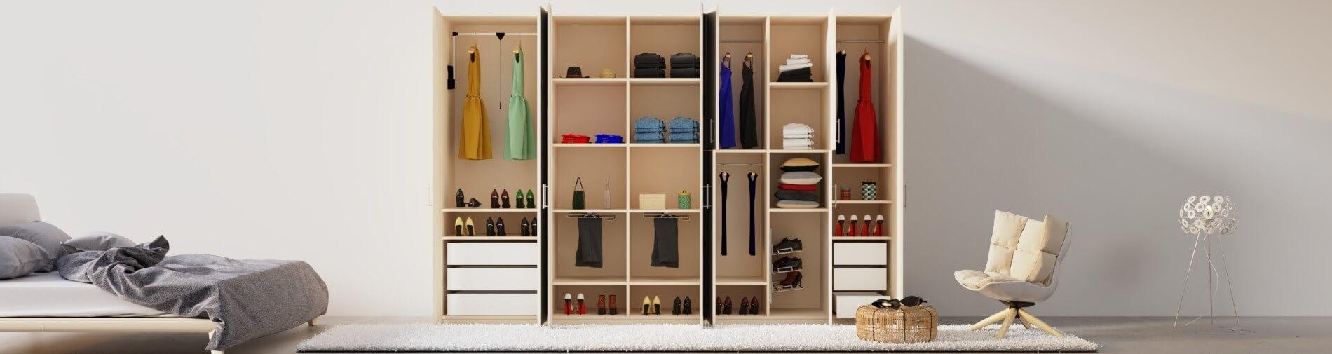 Schlafzimmerschrank Selber Bauen.Schrank Zum Selbstbauen Online Bestellen Schrankplaner De