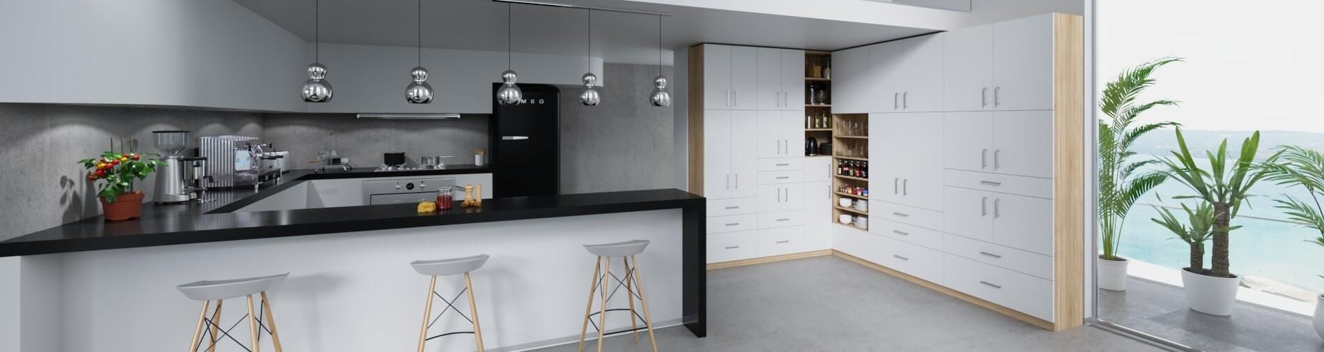 Küchenschrank nach Maß online planen | schrankplaner.de