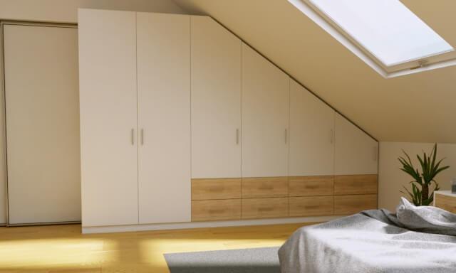 Schlafzimmer Einbauschrank Nach Mass Schrankplaner De