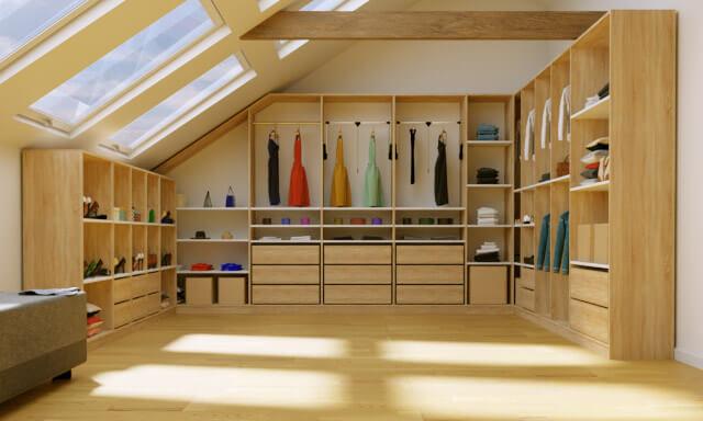 Begehbarer Kleiderschrank Selber Bauen Schrankplaner De