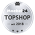 Moebel24 Top-Shop Zertifikat